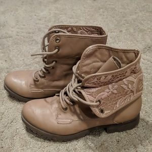 Rock and Candy boots